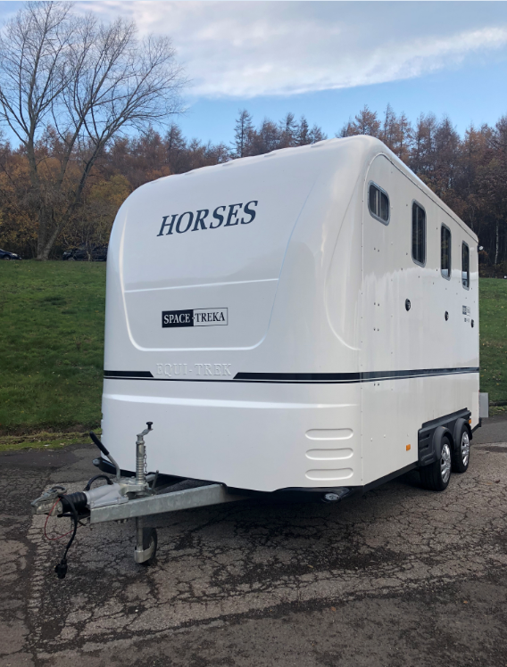 Pre-Owned Equi-Trek Space-Treka III