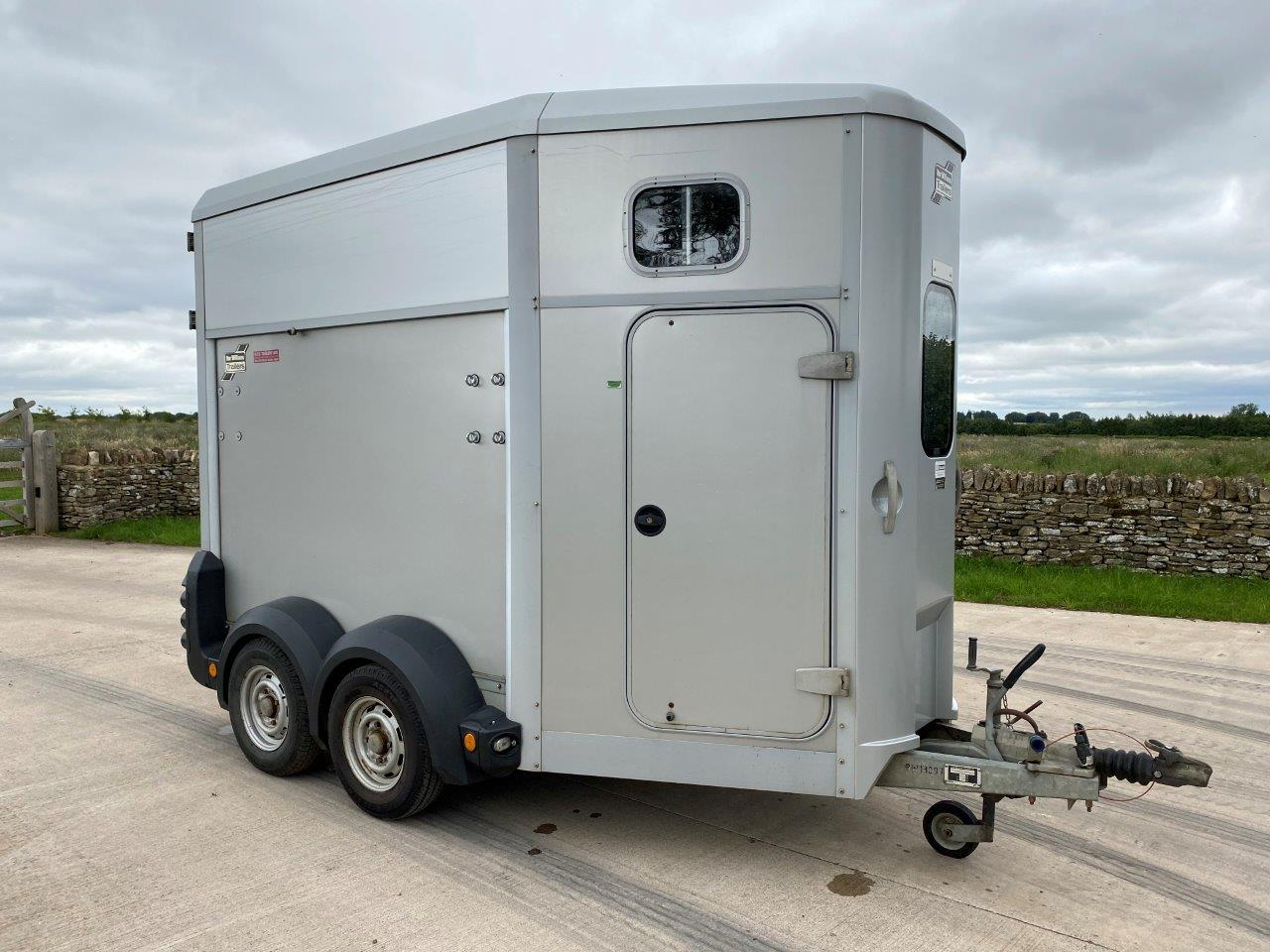 Pre-Owned Ifor Williams HB506