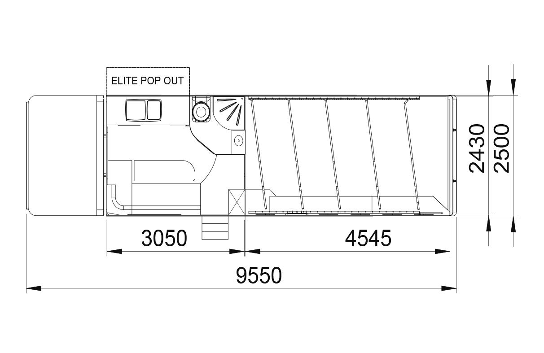 Envoy 5/6 stall layout
