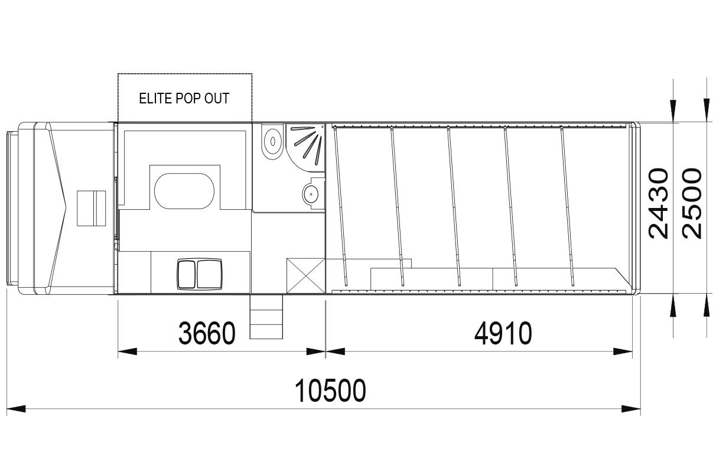 Explorer 5/6 stall layout