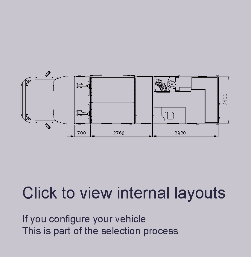 internal layout