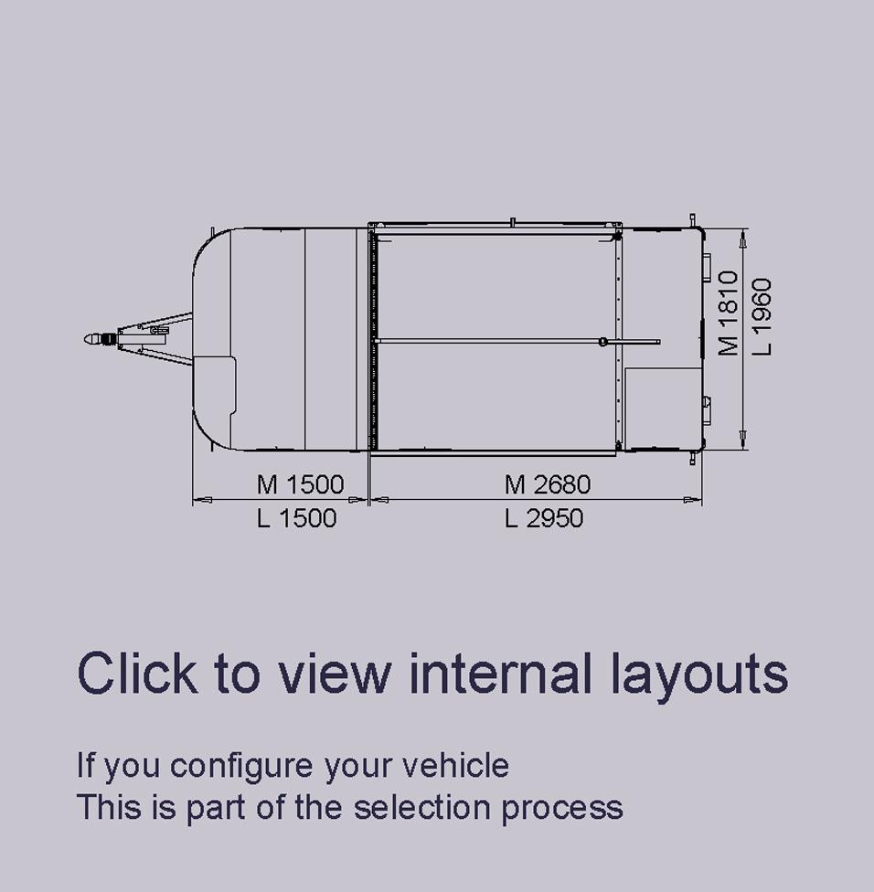 internal layout